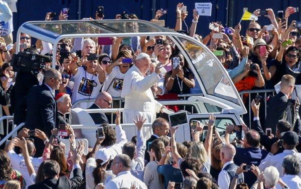 Más de 4,000 periodistas de 31 países acreditados para visita papal a México