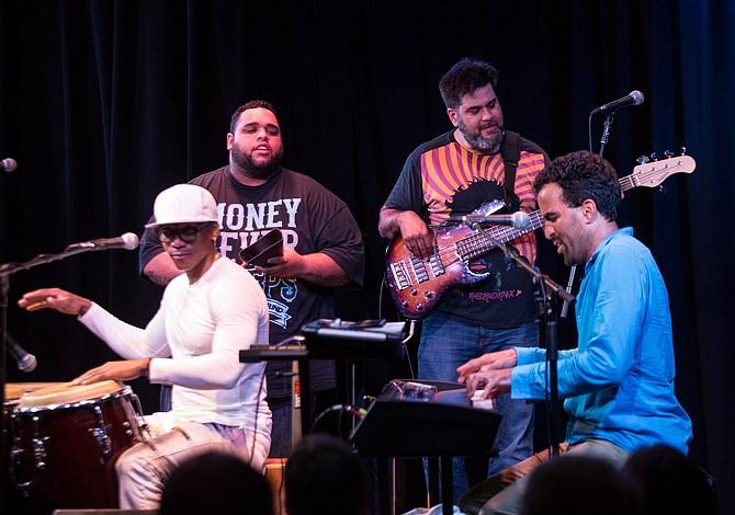 Percusionista cubano Pedrito Martinez y su banda se presentarán en Somerville