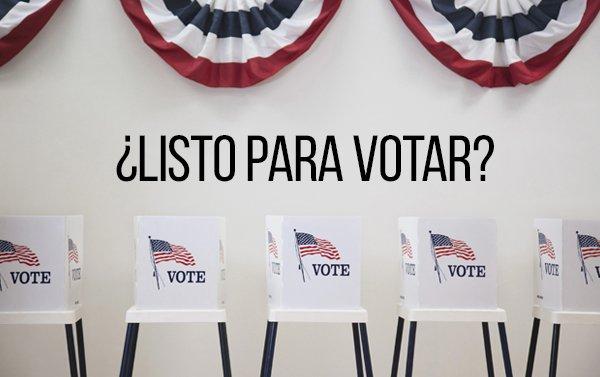 Inician las votaciones tempranas en Texas