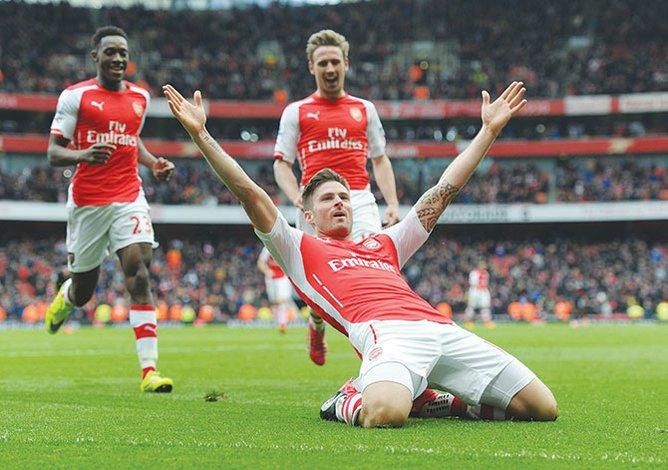 Arsenal se enfrentará  a las estrellas de la MLS