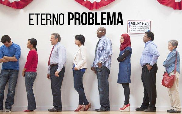 Informe calcula que sólo la mitad de los latinos votarán en las elecciones