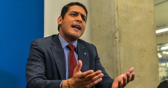 La crisis de Venezuela en Washington, DC