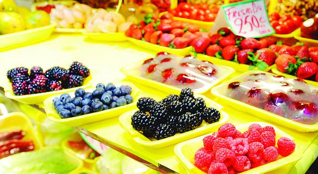ALANCE.  Las vitaminas se encuentran en varios alimentos. Se necesita una dieta equilibrada para que actúen