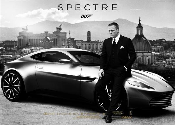 Pagaron $3.5 millones por el coche de James Bond