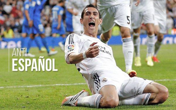 El Madrid vendió a Di María al Manchester con cláusulas millonarias si se va a otro equipo de la Liga BBVA