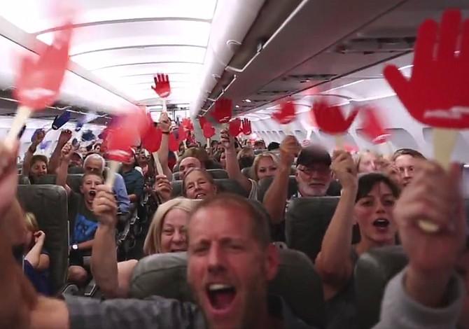 150 pasajeros de JetBlue se ganaron un viaje a Costa Rica