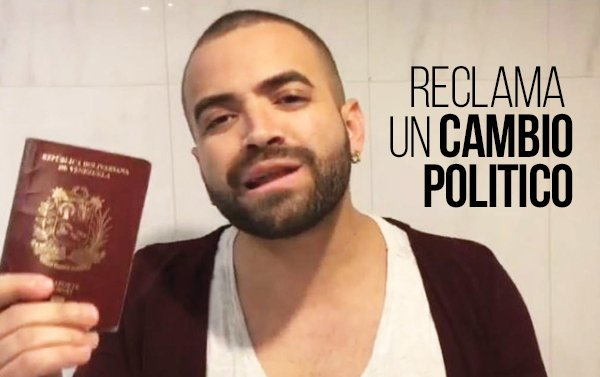 Nacho regresa a EE.UU. y se compromete a ser la voz de miles de venezolanos