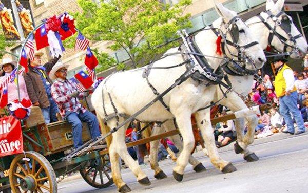El Desfile del Rodeo de Houston una tradición de 78 años