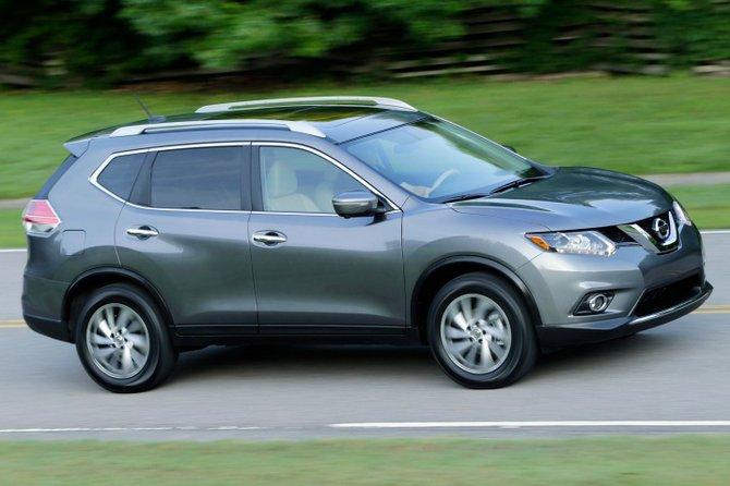 Los 10 SUV's con las máximas puntuaciones de seguridad