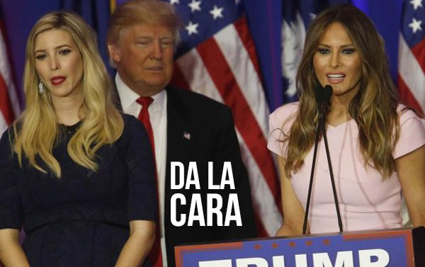 La esposa de Trump defiende que su marido no es racista ni antiinmigrante