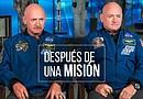 Kelly y Kornienko han pasado un año en el espacio, pero la misión en la que participan es en realidad de tres./Foto:NASA