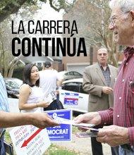 La jornada de elecciones primarias continuará en el condado de Harris hasta mayo, cuando se celebrará una segunda vuelta electoral para definir quién será el candidato demócrata al cargo de alguacil, una posición a la que aspira el ex concejal Ed González.