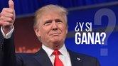 """Trump ha manifestado que """"un país sin fronteras no es país"""", uno de los pilares con los que el excéntrico candidato ha defendido su idea de """"volver a hacer grande a América""""."""