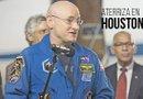 En el aeropuerto lo esperaban sus hijas, su pareja y su hermano gemelo y también astronauta, Mark, además del director de la NASA, Charles Bolden, entre otros./Foto:EFE