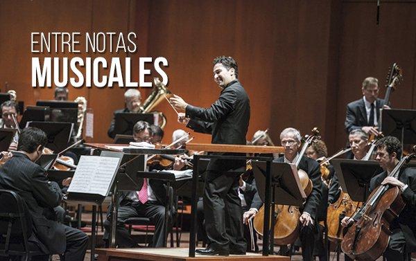 La Sinfónica de Houston graba disco bajo la batuta de Andrés Orozco-Estrada
