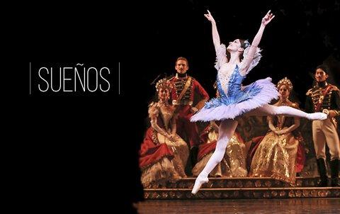 Karina González del Ballet de Houston será Aurora en The Sleeping Beauty