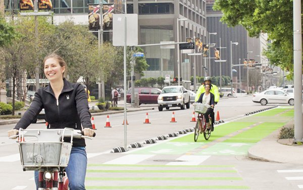 Los comentarios del público sobre el Houston Bike Plan son importantes