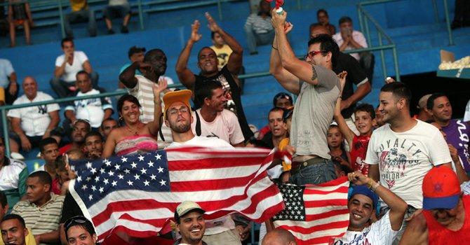 """Cuba y EE.UU. negocian acuerdo de """"Grandes Ligas"""""""