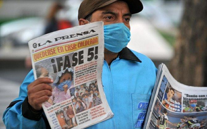 ¿La propagación de influenza en México se está minimizando?