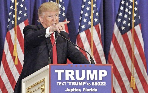 Trump gana caucus republicanos de Hawai, tras triunfos en Michigan y Misisipi