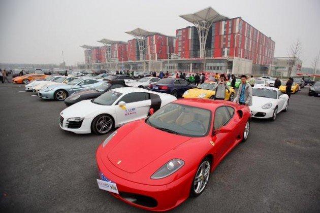 China se posiciona como el gran mercado de automoviles de lujo