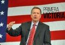 """Esta es la primera victoria de Kasich en el proceso de primarias y """"caucus""""./Foto:EFE"""