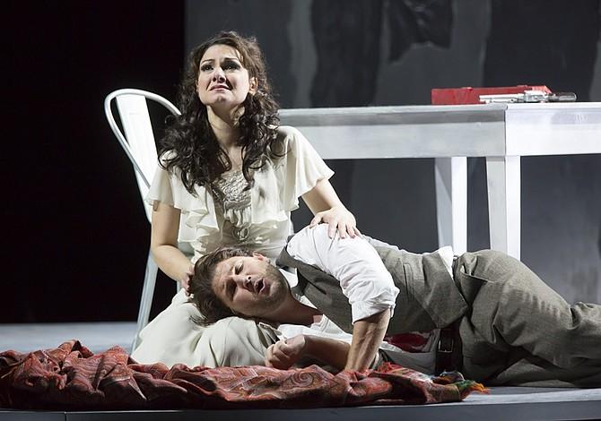 Este fin de semana es la última oportunidad de ir a la ópera Werther