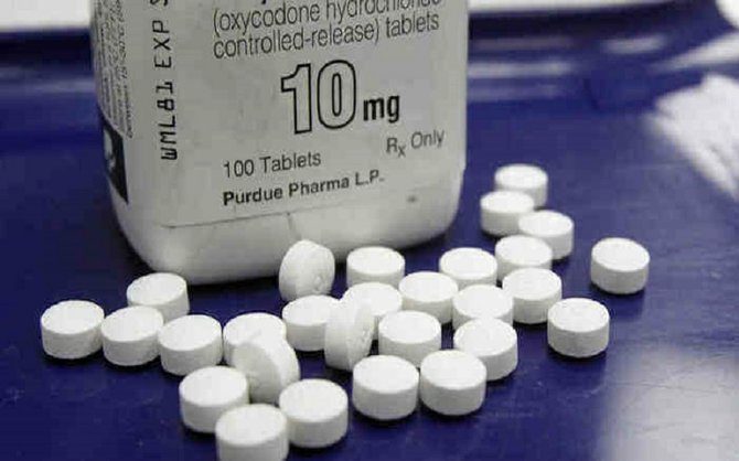 Autoridades sanitarias de EU advierten sobre los peligros de los analgésicos