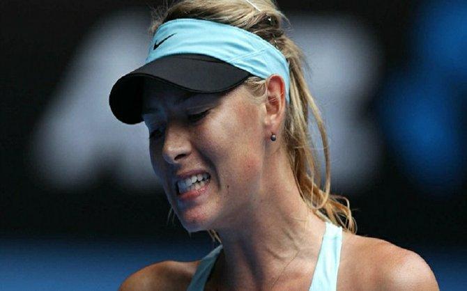 Maria Sharapova sale del top 10 de la WTA tras dar positivo en dopaje