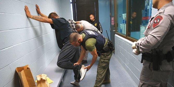 Visitas sorpresa  a centros de detención