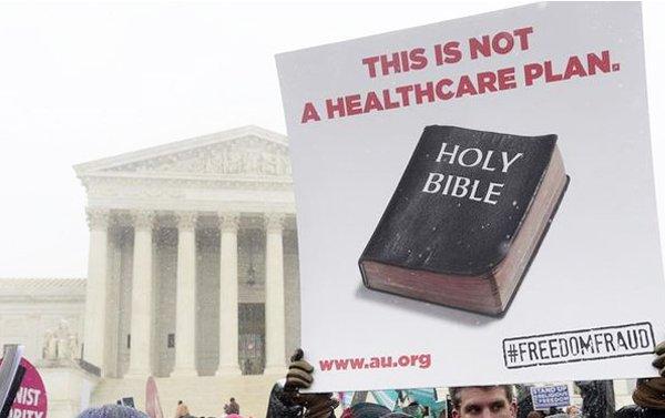 La lucha entre religión y anticonceptivos divide al Tribunal Supremo