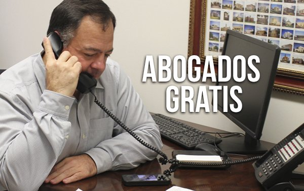 La Asociación de Abogados de Houston ofrecen servicios gratuitos por teléfono