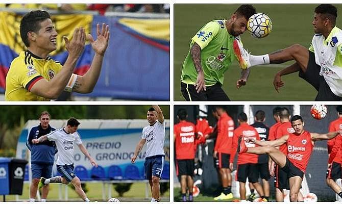 Lo que nos dejó la quinta jornada de eliminatorias suramericanas