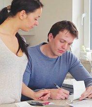 Atender los consejos ayudaría a quitar dolores de cabeza por aumento de deudas. Foto-Cortesía: Rualonso.blogspot.com.