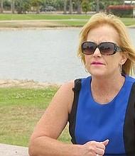 Stacy McKenzie, una empleada del gobierno de la ciudad de San Diego, interpuso juicio civil contra el exalcalde. Foto-Cortesía: nbcsandiego.com