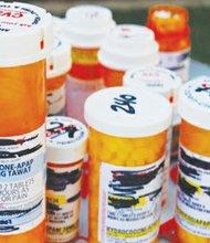 Imagen de medicamentos recetados. Foto Cortesía