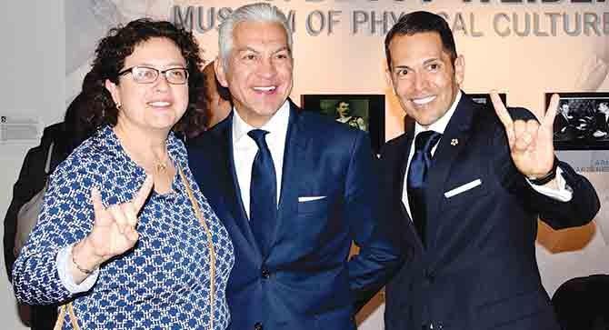 Líder hispano visitó Austin