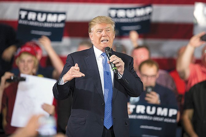 Trump provocaría recesión si gana