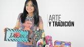 Javana, un negocio familiar en Houston que vende artículos exclusivos y novedosos alusivos  a la famosa artista mexicana Frida Kahlo.