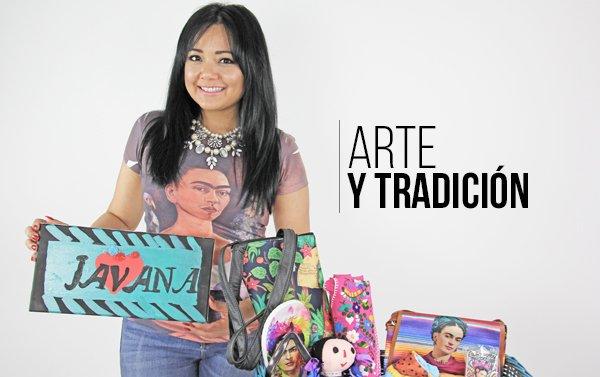 Javana y el legado de Frida Kahlo