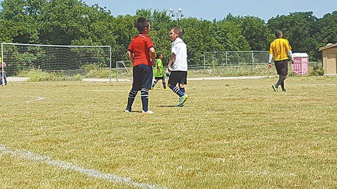 Fútbol para pequeños