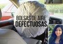 El airbag del Honda Civic 2002 de Hanif explotó después de que la joven colisionara con otro vehículo./Foto:EFE