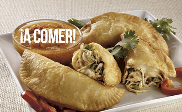 Pollo Campero celebra El Día Nacional De la Empanada./Foto: Pollo Campero