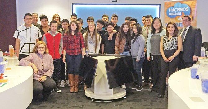 Incentivan a estudiantes de DC en ciencias y alta tecnología
