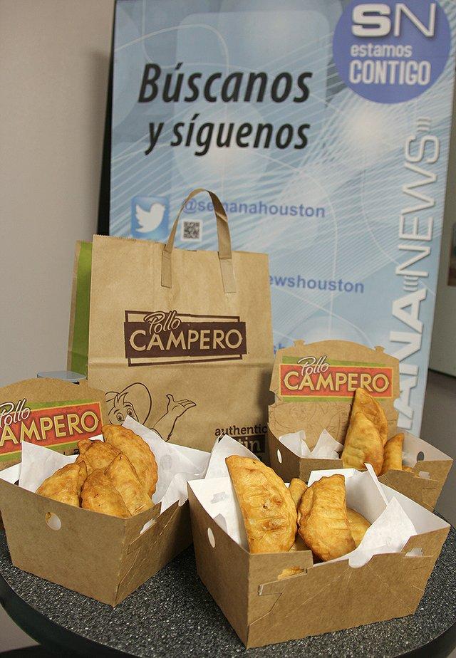 Clientes pueden escoger de tres diferentes sabores: Latin Buffalo, Peruvian Verde y Guava Barbecue./ Foto: Norma Vasquez