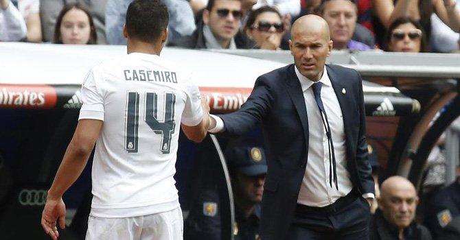"""Zidane: """"Va a decidir el balón; jugar al fútbol es lo más importante"""""""
