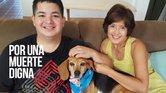 Miguel Carrasquillo ha soportartado con valentía los tratamientos terriblemente dolorosos para tratar de curar el tumor cerebral que se ha extendido por todo su cuerpo./Foto: Cortesía de Compassion & Choices