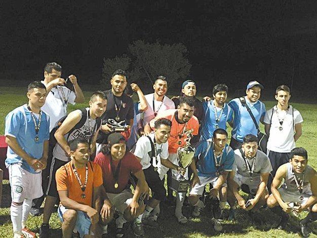 San Lorenzo es bicampeón del Torneo de Copa San Fernando Motors