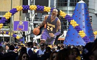 Último juego de Kobe Bryant