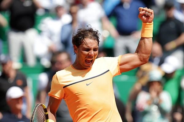 Rafa Nadal eliminó al suizo Wawrinka y jugará semifinales de Montecarlo ante Murray